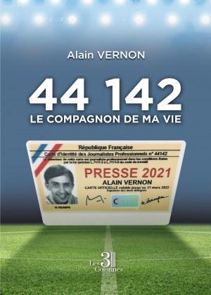 Alain VERNON - 44 142 Le Compagnon de ma vie